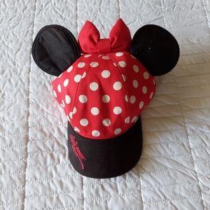 Disneyland Minnie Mouse Hat
